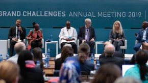 Going Faster Panel; Grand Challenges Annual Meeting Addis Ababa