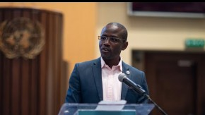 Grand Challenges Spotlight Talk II: Moses Alobo
