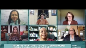 From Frontlines to Labs to Boardrooms: Women at the Center of Global Health & Development Innovation